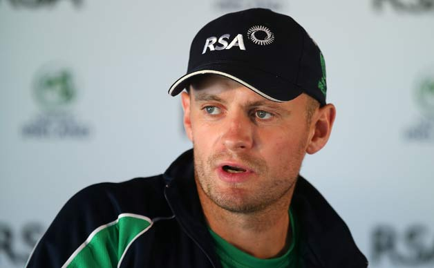 Non-Test playing nations performed well in World Cup, says Ireland skipper Porterfield
