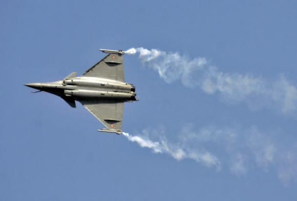 India Rafale fighter jet sale talks advance - French defence spokesman