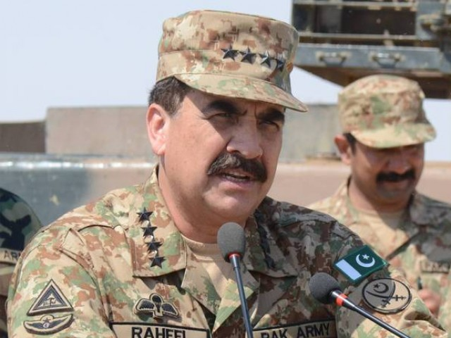 Army Chief condemns Attock attack, pays tribute to martyred Shuja Khanzada