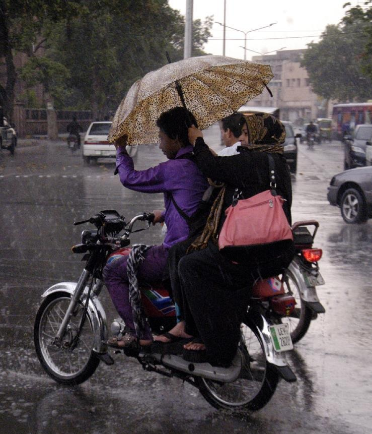 More rains predicted across the country