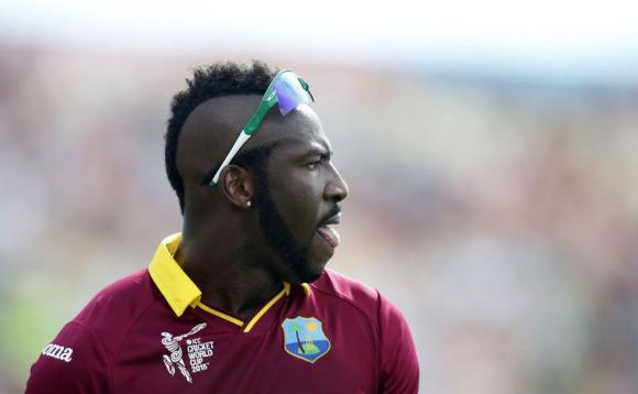 Russell breathes new life into Windies World Cup