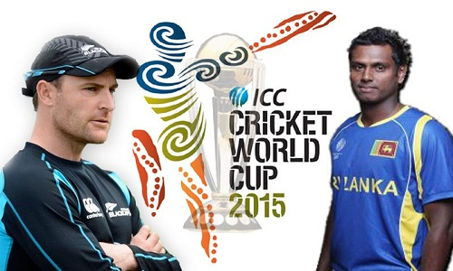 ICC World Cup: New Zealand to face Sri Lanka in opening match