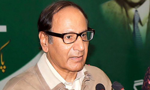 No dictation to stop horse-trading in Senate election, says Ch Shujaat