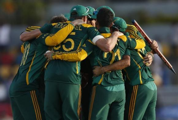 Only World Cup win will end Proteas' tag as chokers