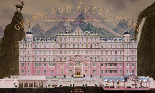 'The Grand Budapest Hotel' honoured at WGA Awards