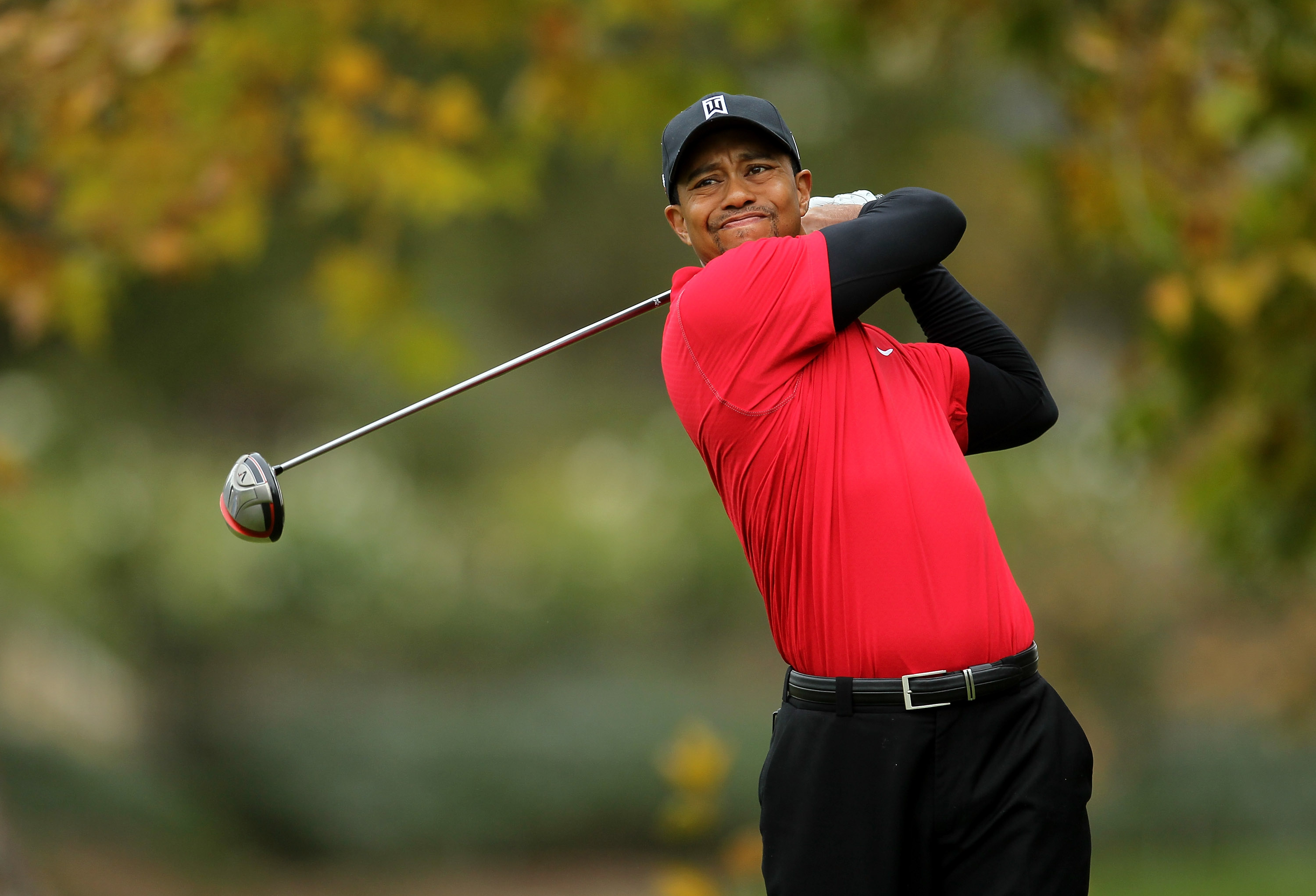 Tiger Woods Urged To 'climb A Mountain' & 'find A Magical