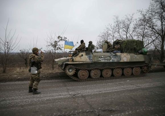 Chinese diplomat tells West to consider Russia's security concerns over Ukraine