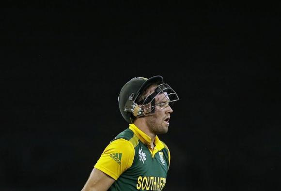 De Villiers deflated after South Africa confidence rocked