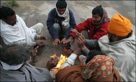 Cold, dry weather to prevail in the country