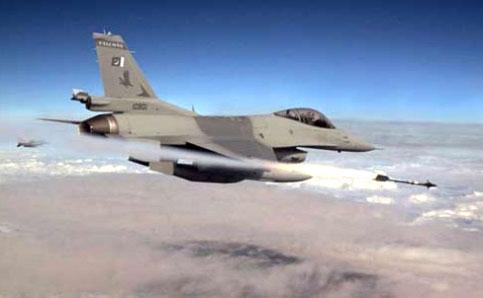 Seven militants killed in Tirah Valley airstrikes