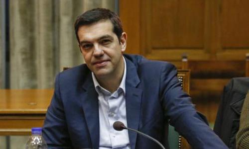 Tsipras declares victory as Greece dodges financial ruin