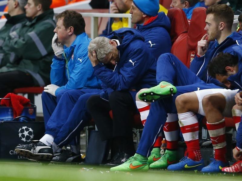 Monaco heap more Champions League agony on Arsenal