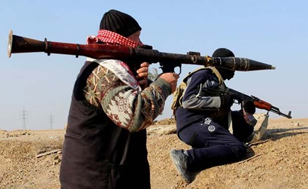 Islamic State fighters attack Samarra ahead of army offensive