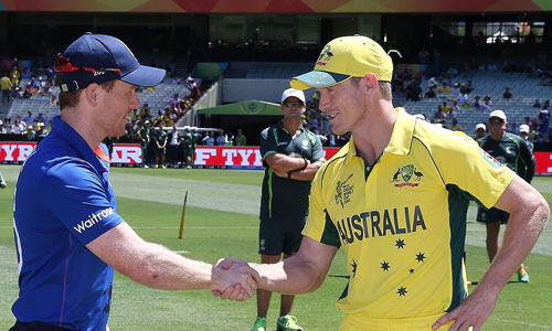 Cricket World Cup 2015: No rotation for Aussies