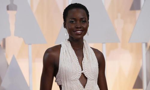 Lupita Nyong'o's $150,000 Oscar gown returned by thief via TMZ