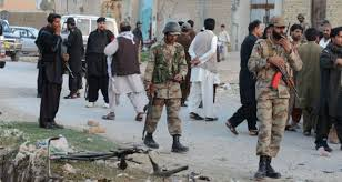 BHC CJ survives bomb blast in Nushki