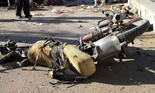 Four injured in Chaman remote control blast