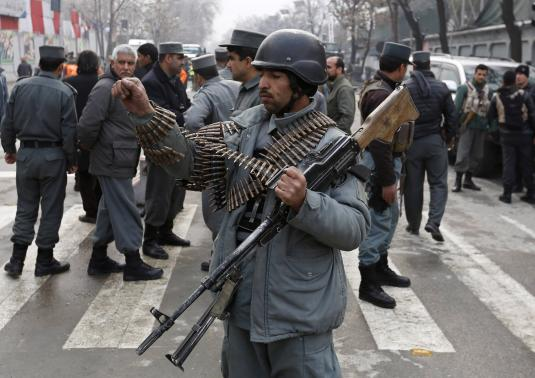Suicide attack on Turkish embassy car kills one in Kabul