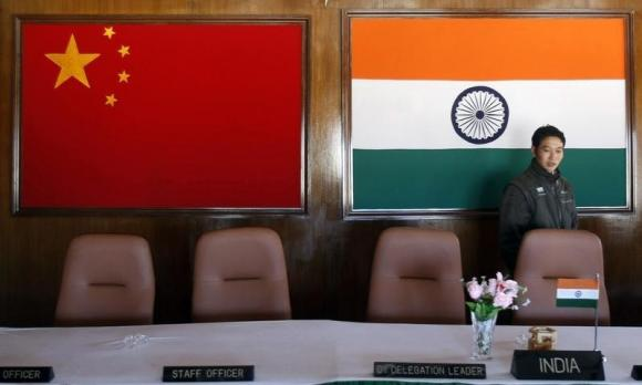 China protests at Indian PM's visit to disputed border region