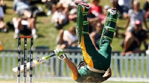 Zimbabwe stuns Sri Lanka, NZ beats Proteas in WCup warm-ups
