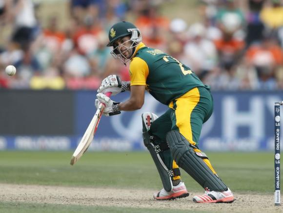 Duminy now a key cog for South Africa in World Cup tilt
