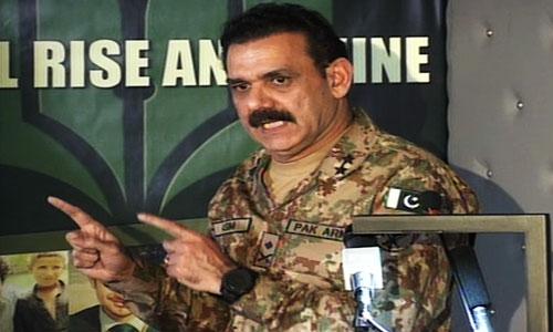 Mullah Fazalullah ordered attack on Peshawar APS: Asim Bajwa