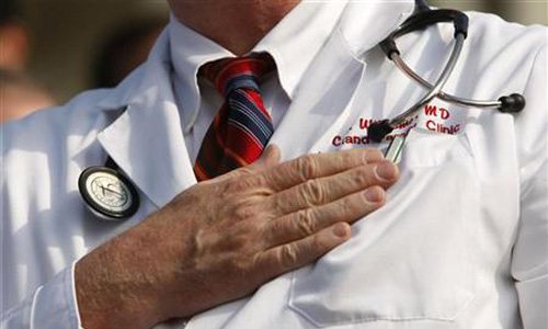 Doctors with bad news seen as less compassionate