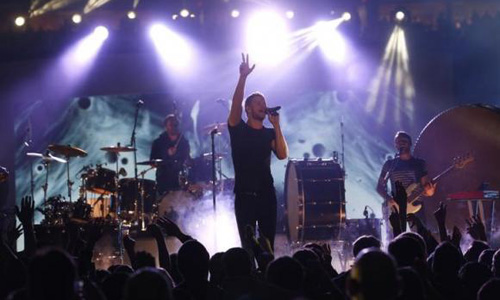 Imagine Dragons oust Drake from Billboard 200 throne