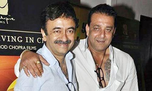 Sanjay Dutt's life is a big story: Rajkumar Hirani