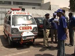 Trader, driver killed in Karachi firing, target-killer held