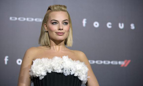 A Minute With: Margot Robbie on feisty females and 'Focus'