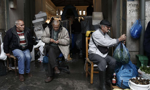 Greece delays sending reforms to euro zone till Tuesday