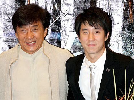 Jackie Chan's son released from jail in China after drugs charge