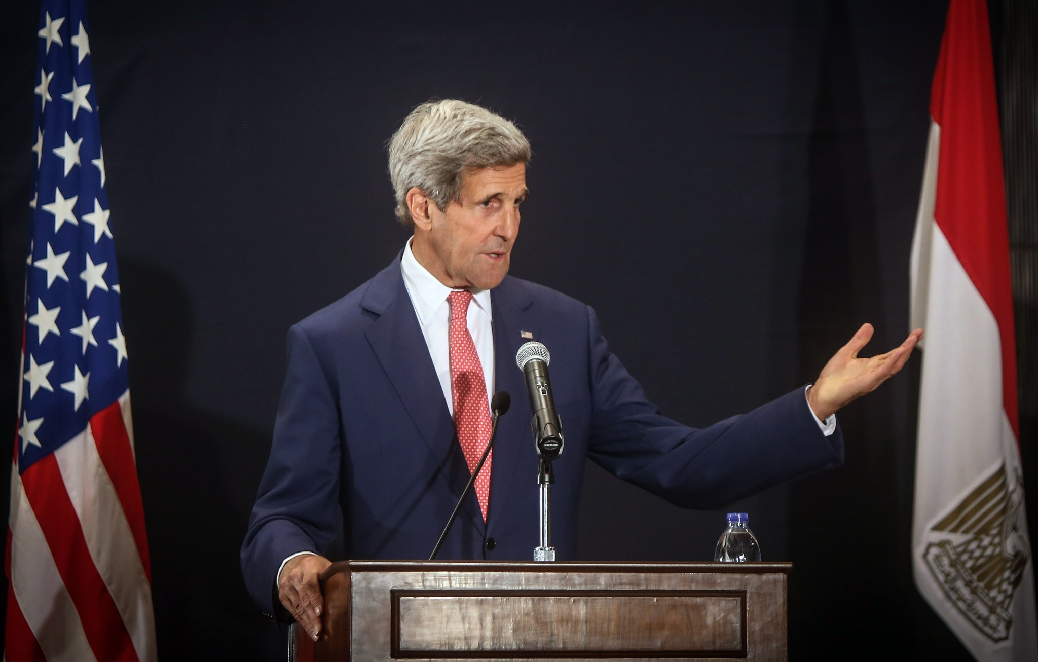 US, Iran have common objective in fight against Islamic State, says John Kerry