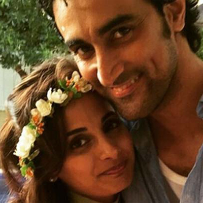Kunal Kapoor couple