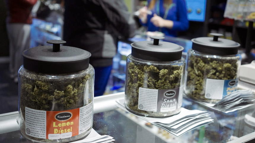 Two lawsuits seek to end Colorado's recreational pot sales
