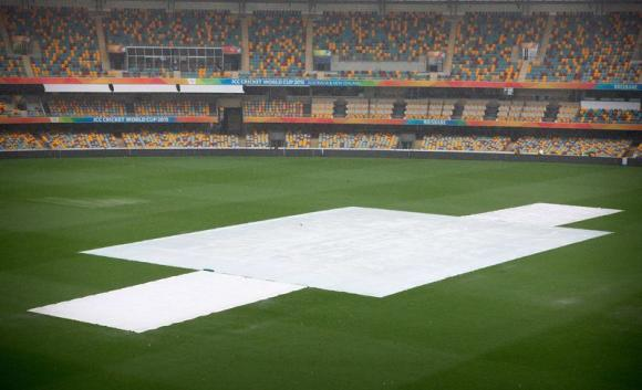 Australia v Bangladesh washed out; both teams get one point each