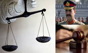 2 military courts set up in Malir Cantonment