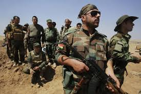 Westerners join Iraqi Christian militia to fight Islamic State