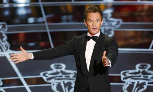 Oscar host Neil Patrick Harris runs gamut, in his tux and undies