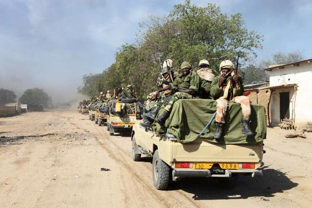 Niger approves sending troops to Nigeria to fight Boko Haram