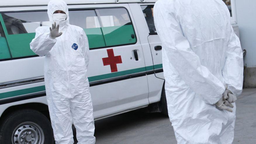 N. Korea warns diplomats under Ebola quarantine: no more parties