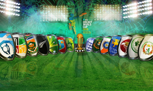World Cup launched with song, dance and colour