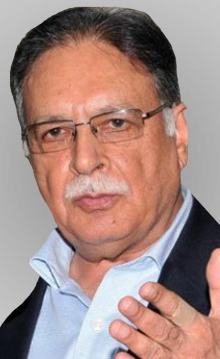 Imran included 'king of horse-trading' in PTI: Pervaiz Rasheed