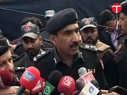 Lahore suicide attack case registered against three terrorists