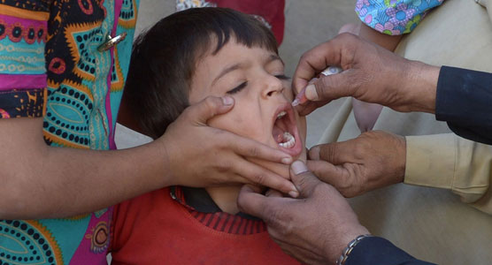 Two-day anti-polio campaign begins in Karachi