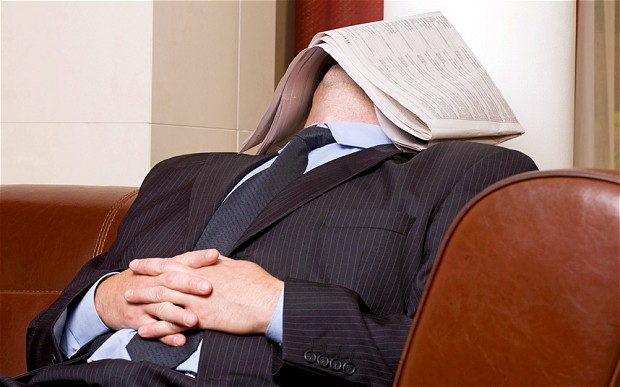 30-minute nap can reverse effects of poor sleep