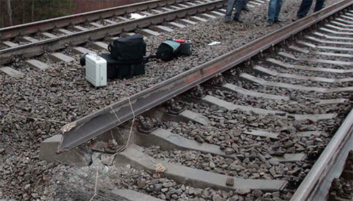 Jacobabad: Blast on railway track injures 20 passengers