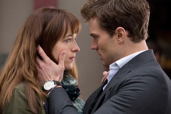 Fifty Shades of Grey premieres in Berlin to excitement – and unease