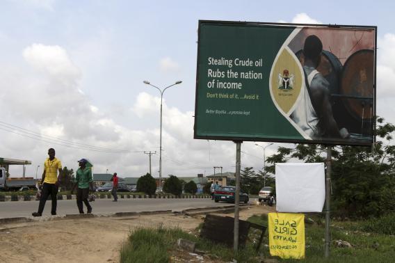 Special Report: Anatomy of Nigeria's $20 billion 'leak'